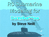 R/C Submarine Building